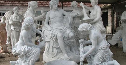 O uso do mármore na história